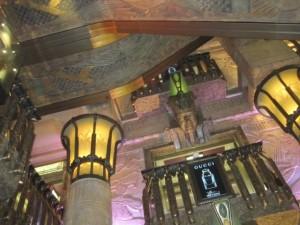 The Egyptian Staircase
