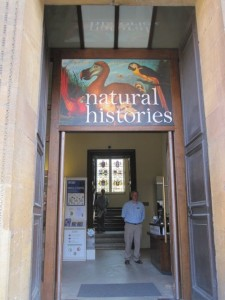Very brief foray into the Natural History museum as it was closing in less than 10 minutes.