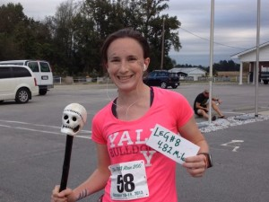 Post first leg, check out the scepter
