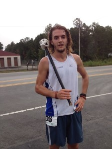 Van-dito 2's first runner DONE: El Jefe, The Giraffe