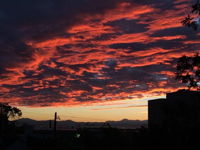 Apartment Sunrise