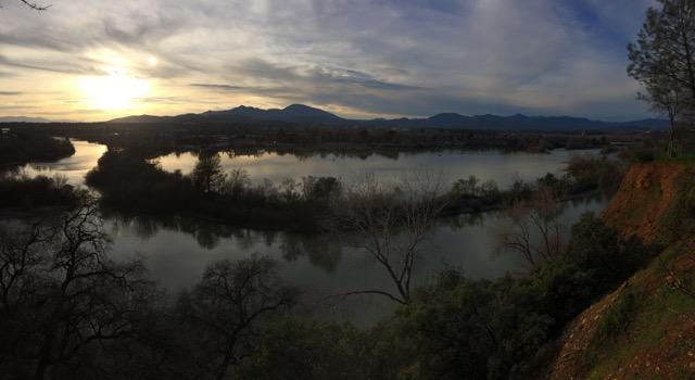 Sacramento River and Redding 15.2.11