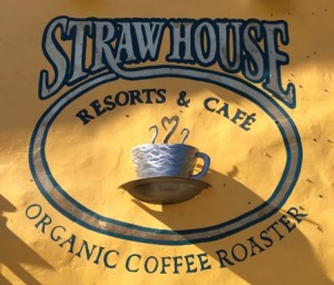 Straw House Cafe on Rt 299