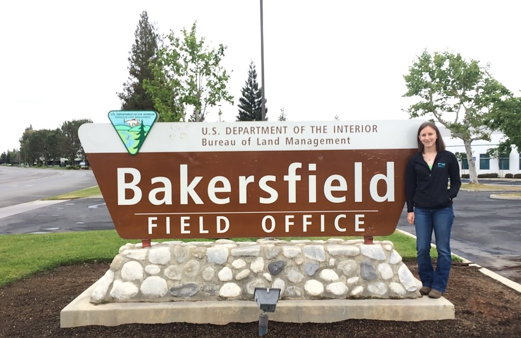 Welcome to the BLM Bakersfield!